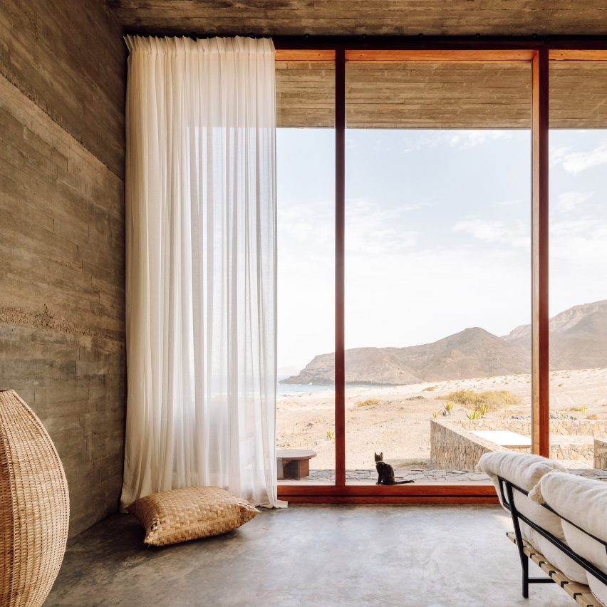 Best remote hotels: Barefoot Luxury hotel in Cape Verde by Polo Architects and Going East