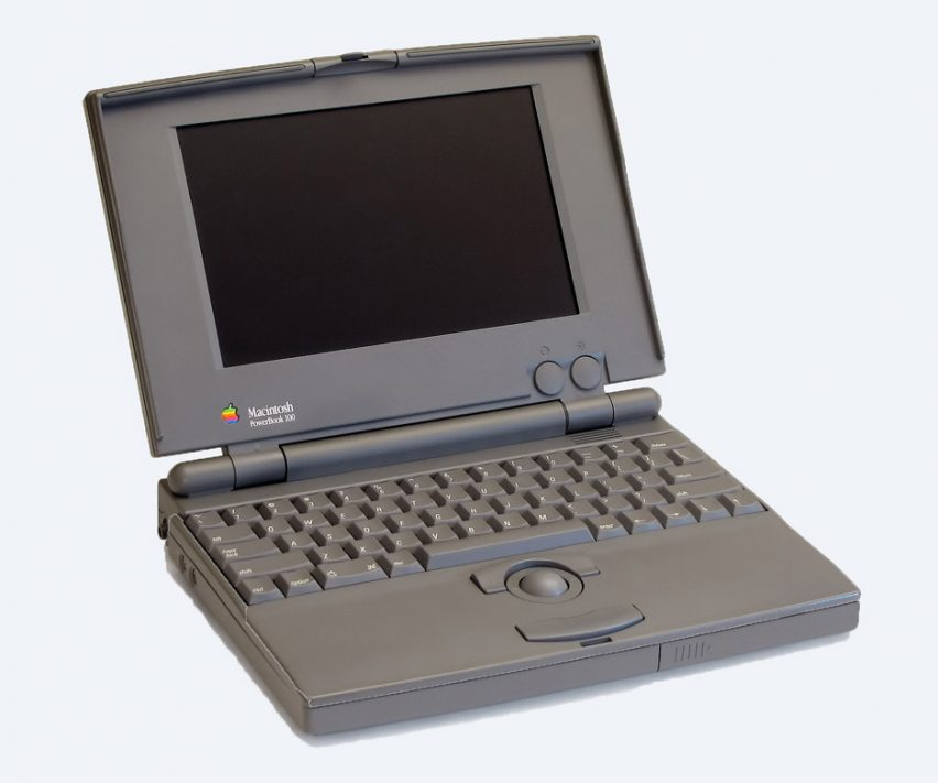 Top 10 Apple Macs: PowerBook 100