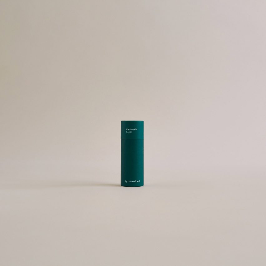 By Humankind, which was co-founded by Brian Bushell and Joshua Goodman in New York, currently offers customers a subscription to refillable deodorant, mouthwash and shampoo