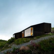 Cabin Stokkøya by Kappland Arkitekter