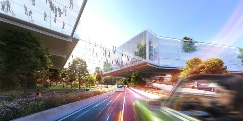 New Deal for Paris roads by Carlo Ratti