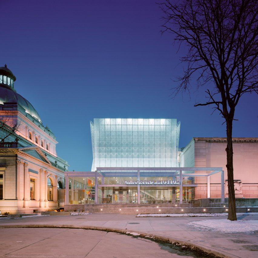 Children's Museum in Pittsburgh by KoningEizenberg