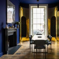 Jake Moulson creates eclectic interiors in D2 Townhouse revamp