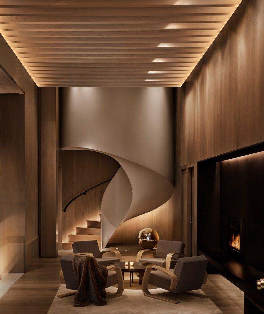 New York architect David Rockwell's firm, Rockwell Group, has won the Outstanding Contribution Award at the AHEAD Americas hospitality awards