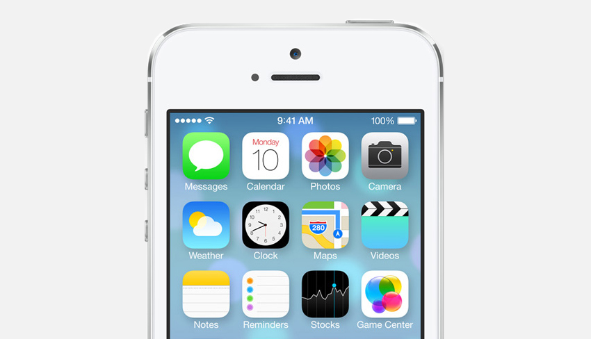 10 most revolutionary designs by Jony Ive for Apple: iOS7