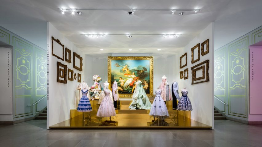 Dior Exhibit at the Dallas Museum of Art in Texas by OMA