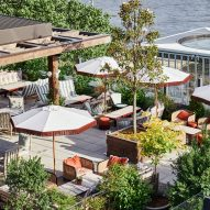 Soho House extends Dumbo House in Brooklyn with colourful rooftop