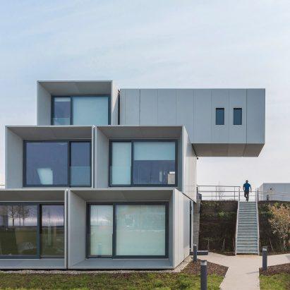 Prefabricated buildings | Dezeen