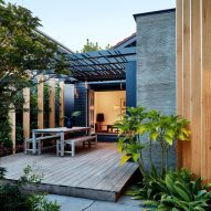 Splinter Society transforms Melbourne bungalow into Japanese-inspired home