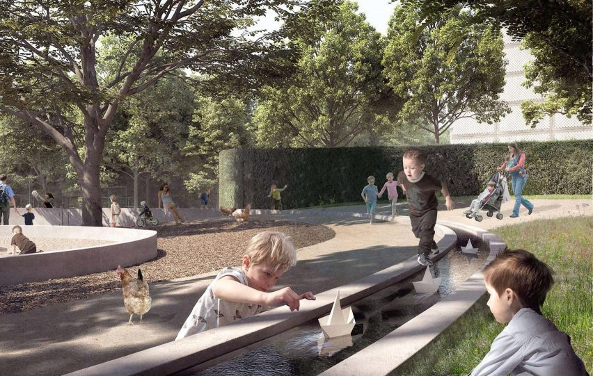 Esbjerg Bypark by Henning Larsen