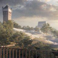 Henning Larsen unveils plans to revive Esbjerg Bypark