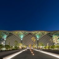 Foster + Partners completes quartet of high-speed rail stations in Saudi Arabia