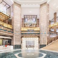 BIG converts 1930s bank to create major new store for Galeries Lafayette in Paris
