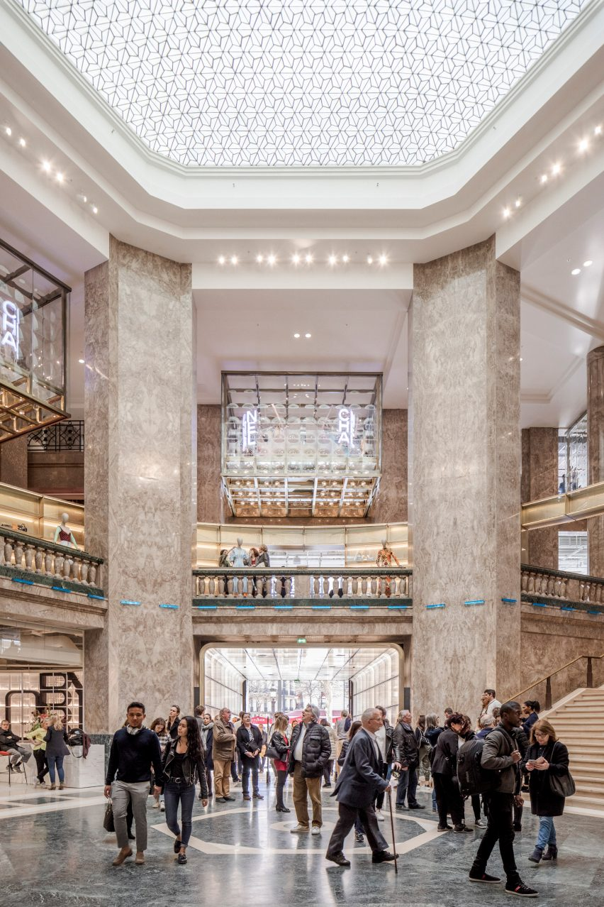 Galeries Lafayette by BIG