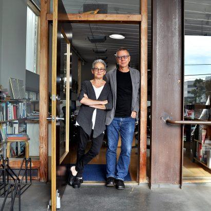 Hank Koning and Julie Eizenberg of KoningEizenberg