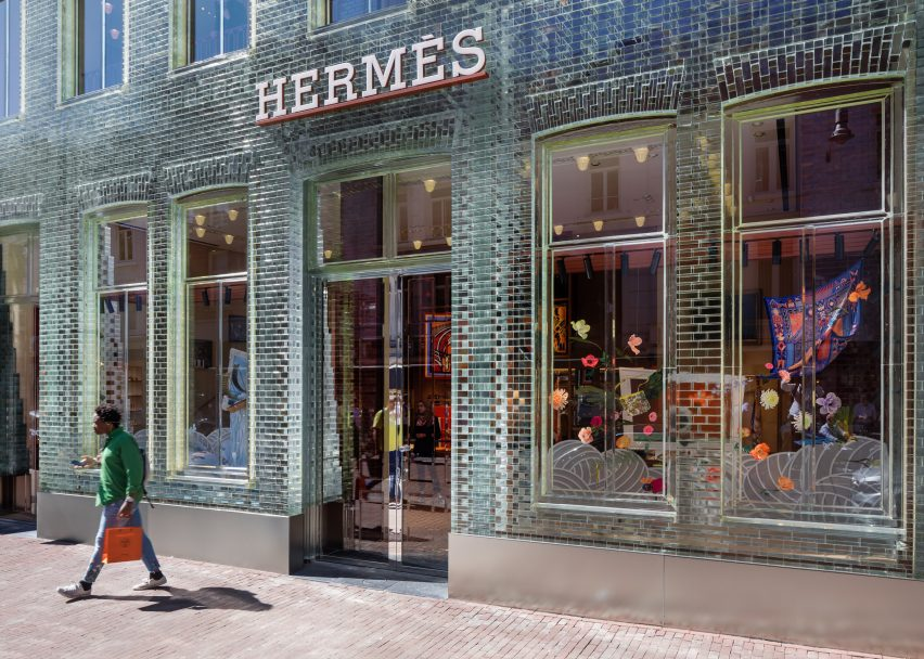 Hermès Amsterdam store