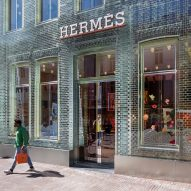 Hermès takes over MVRDV's Crystal Houses in Amsterdam