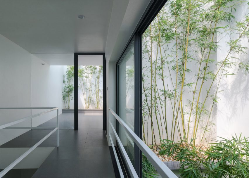 House in Trees by Nguyen Khac Phuoc Architects
