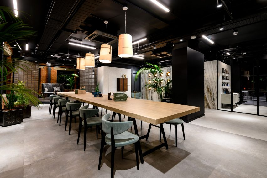 Iris Ceramica opens first UK showroom in London's Clerkenwell