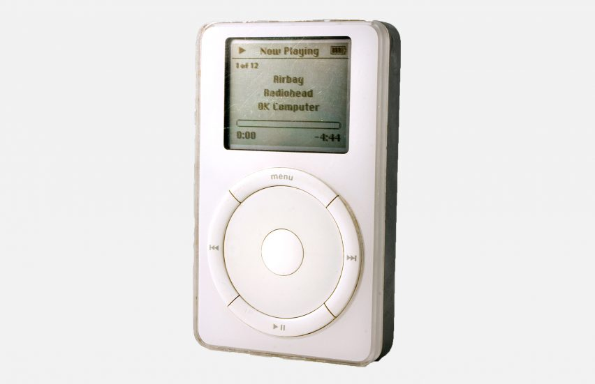 10 most revolutionary designs by Jony Ive for Apple: iPod