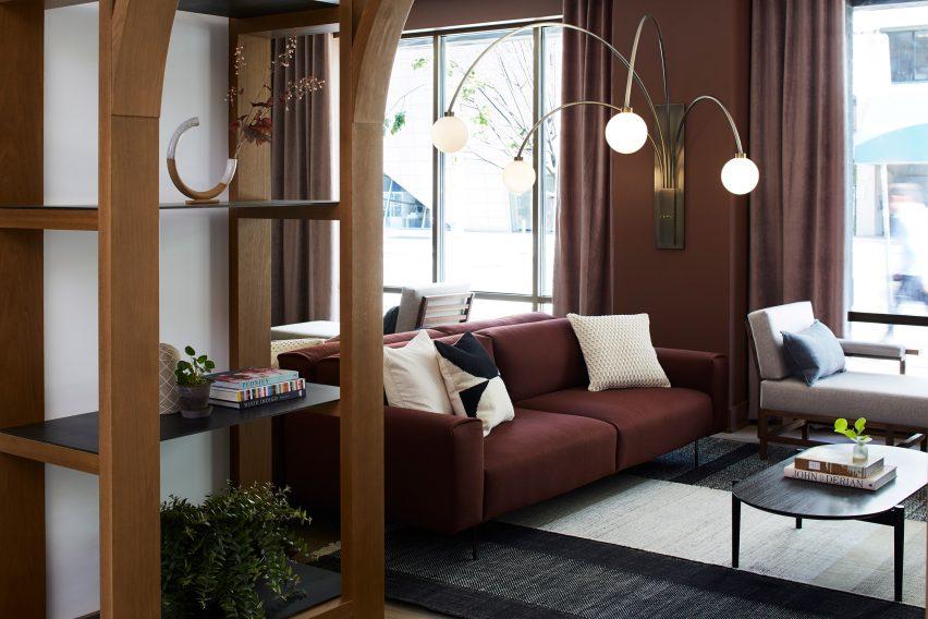 Kimpton Saint George Hotel in Toronto, Canada by Mason Studio