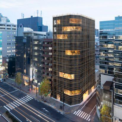 Kojimachi Terrace by Nendo in Tokyo, Japan