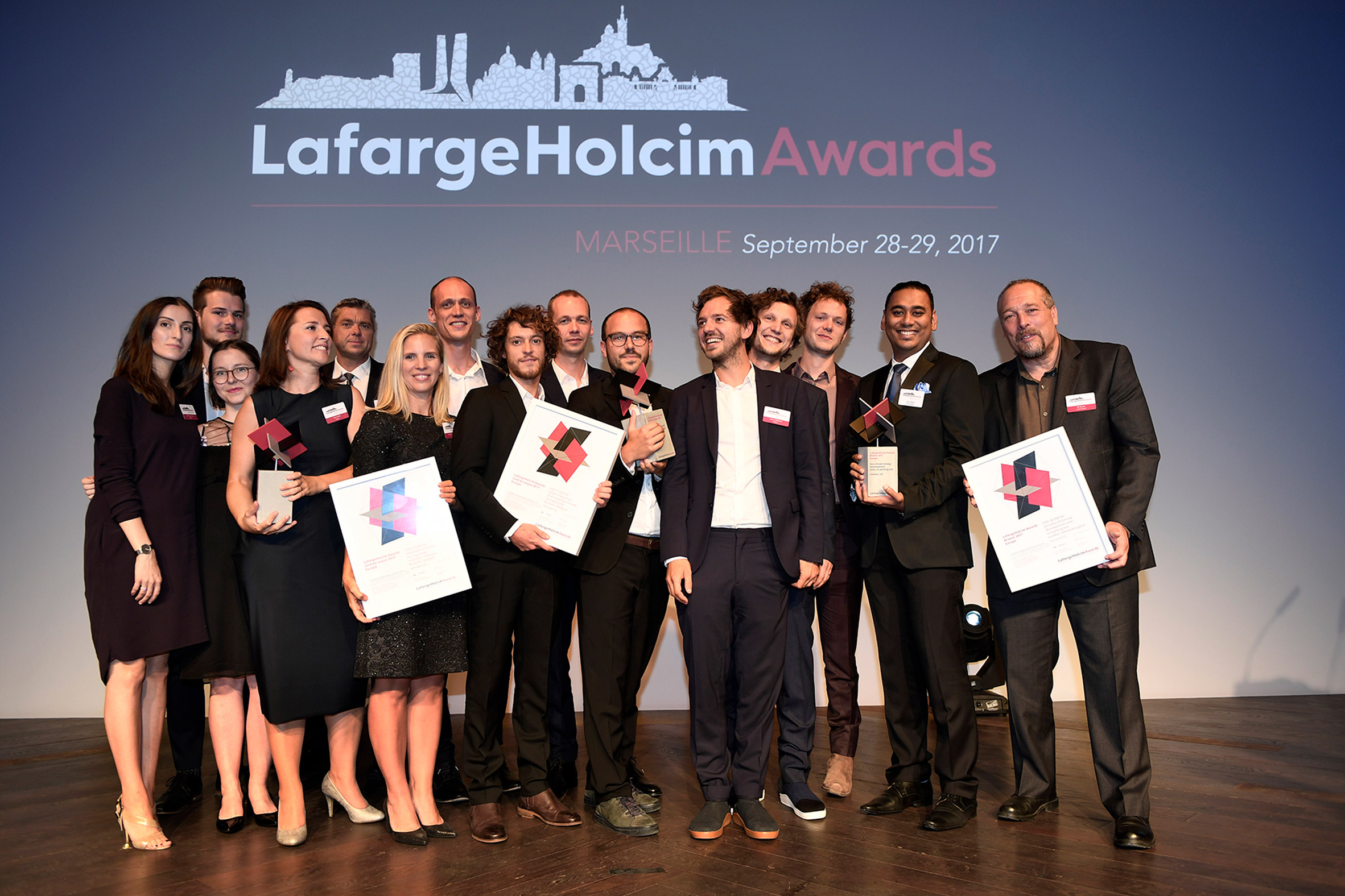 LafargeHolcim Awards