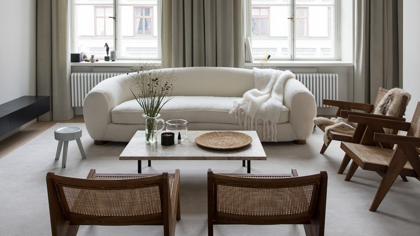 Apartamentos Lyceum por Andreas Martin-Löf Architects