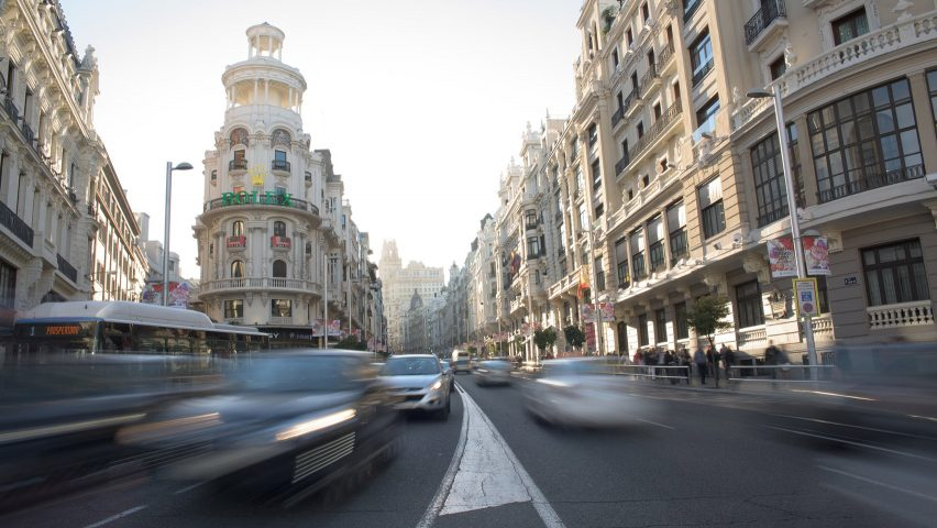 Madrid might be about to reverse its ban on traffic despite air pollution concerns