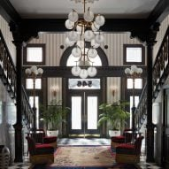 Atelier Ace and Studio Shamshiri design Maison de la Luz in New Orleans like a luxury guesthouse
