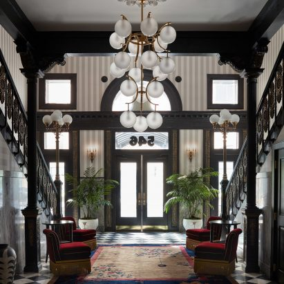 Maison De La Luz luxury hotel by Atelier Ace in New Orleans