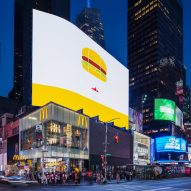 "Landini Associates creates ""the ultimate McDonald's"" on Times Square"