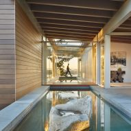 Garret Cord Werner includes three pools in Seattle house designed for avid swimmer