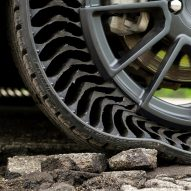 Michelin and GM to bring airless tyres to cars