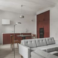 Minsk apartment by Third Wave Architects