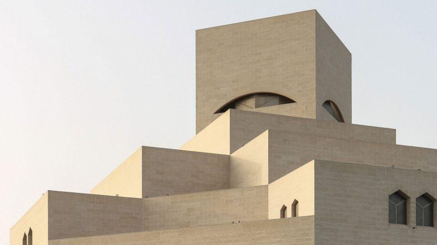 Museum of Islamic Art, Doha by IM Pei. Photograph by Jazzy Li