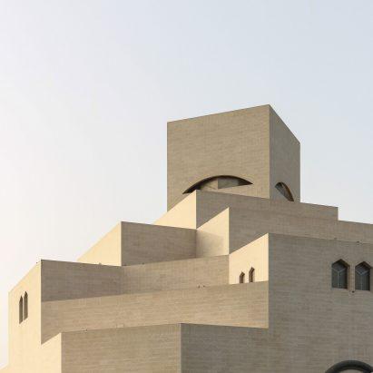 Museum of Islamic Art Doha by IM Pei