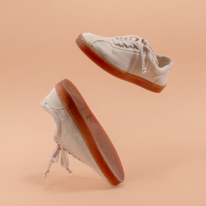 Native makes plant-based sneakers from rubber tree milk and eucalyptus