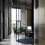 NV-9 office by Alexander Volkov Architects