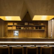 Oku Restaurant by Michan Architecture in Mexico City