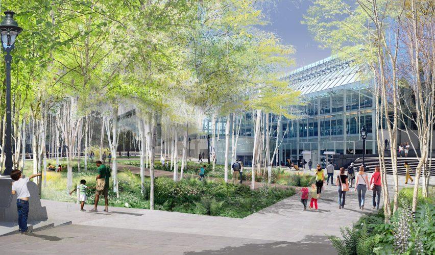 Paris reveals plans to plant trees by landmark architecture