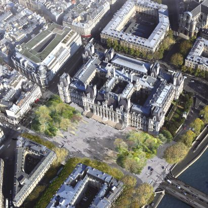 Paris reveals plans to plant trees by landmark architecture