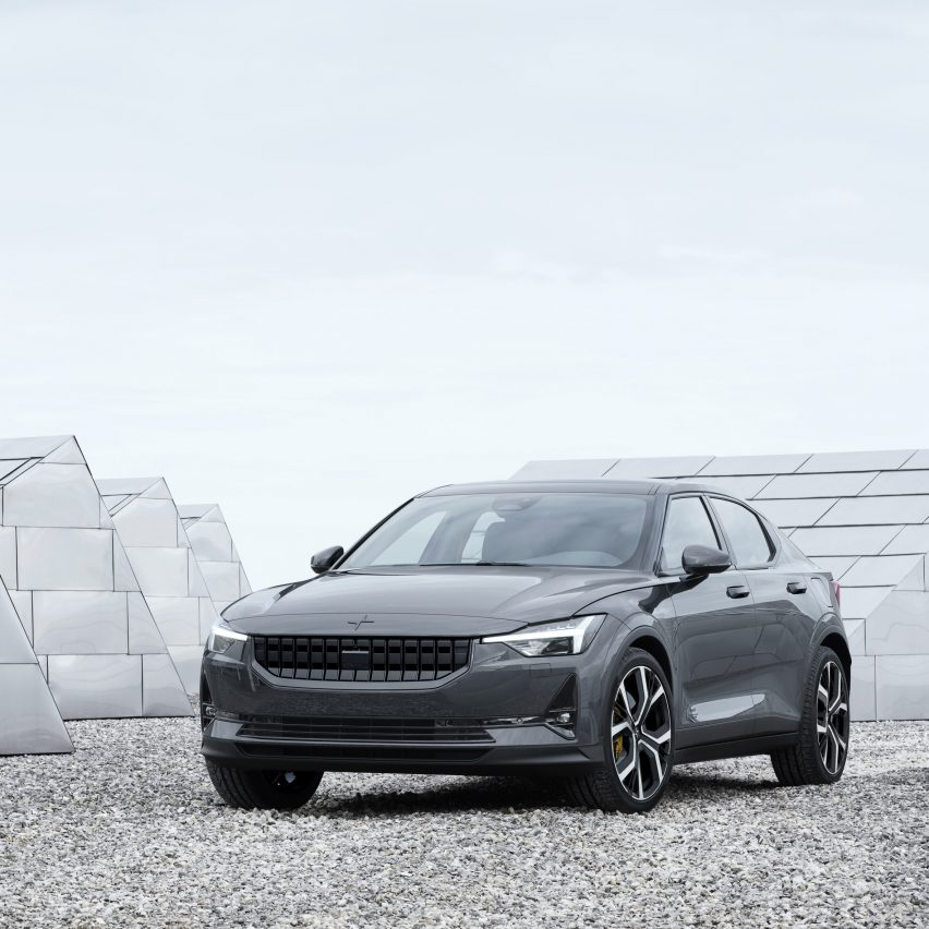 Polestar launches its first fully electric car