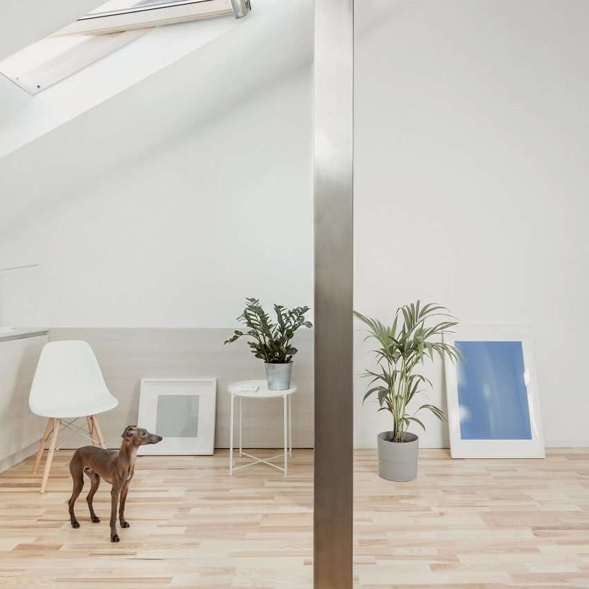 Private apartment in Milan by Untitled Architecture