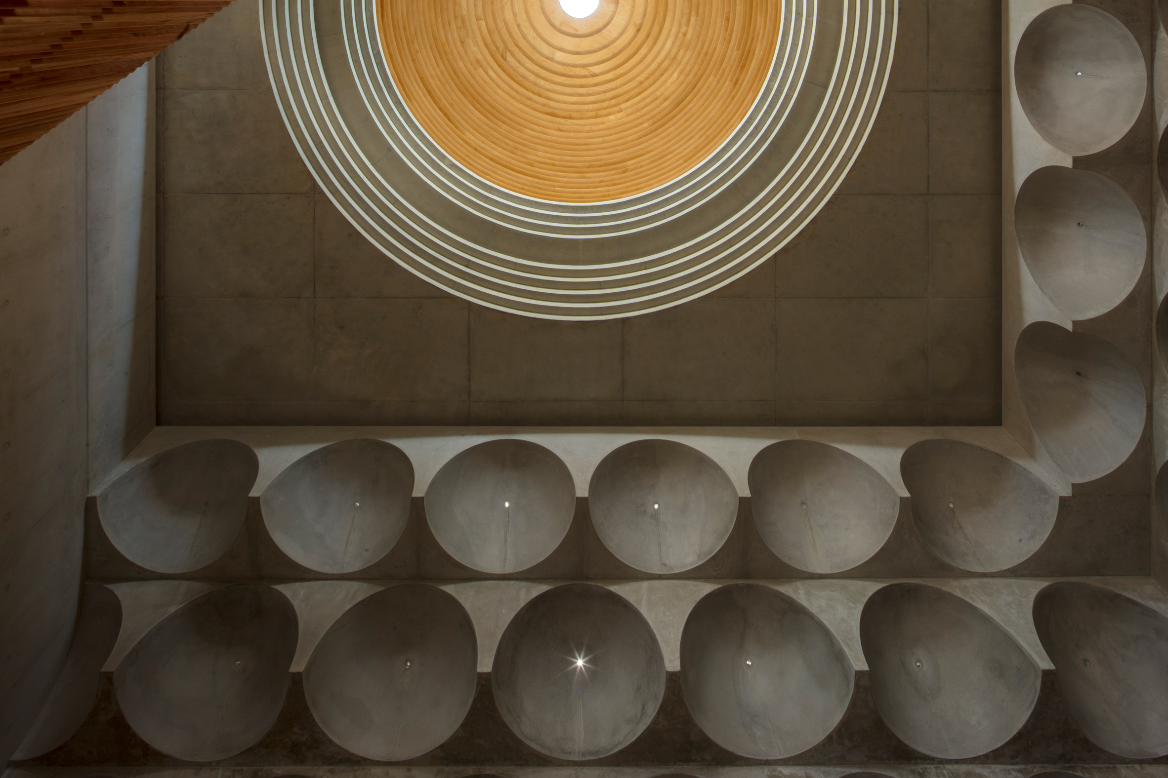 Candalepas Associates completes concrete Punchbowl Mosque in Sydney