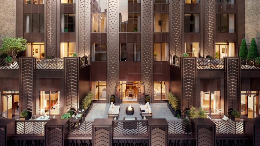 Rose Hill Tower by Rockefeller Group