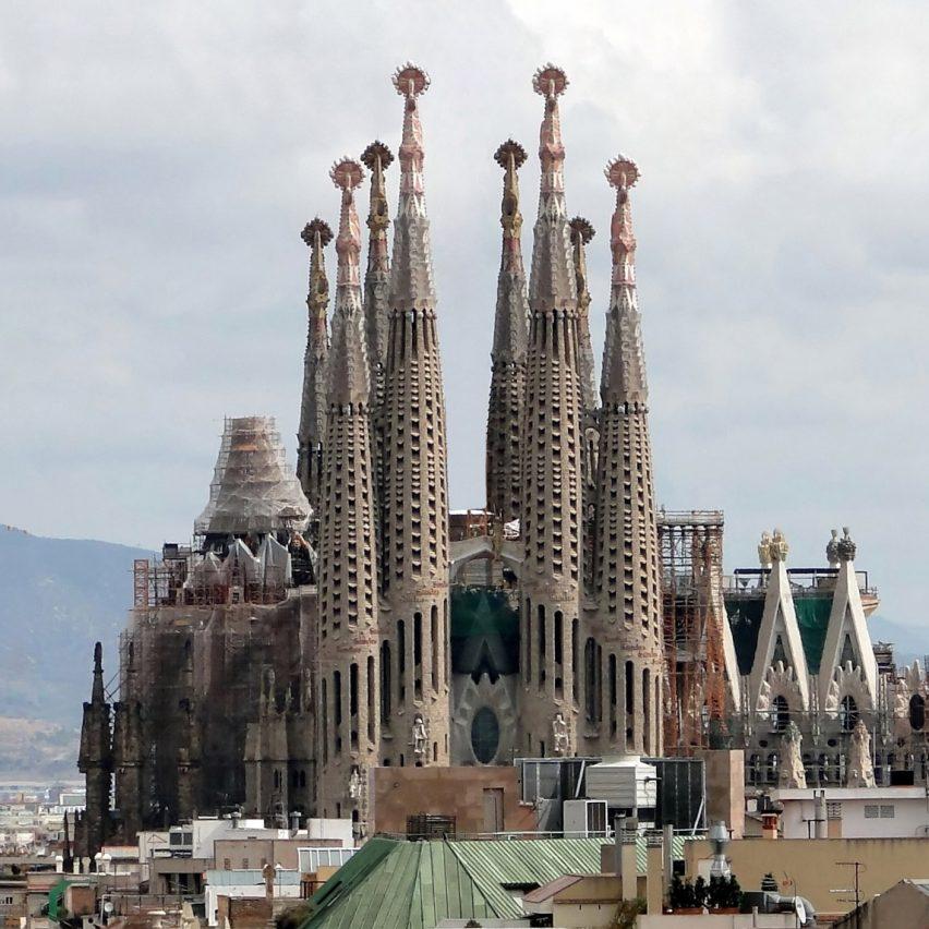 This week, Sagrada Familia finally got a building permit