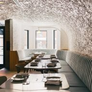 "Odami celebrates ""earthly minimalism"" at Sara restaurant in Toronto"
