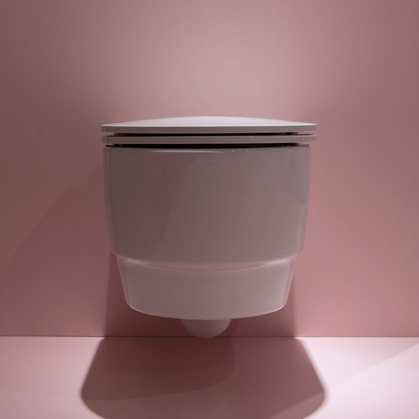 Save separation toilet by Laufen
