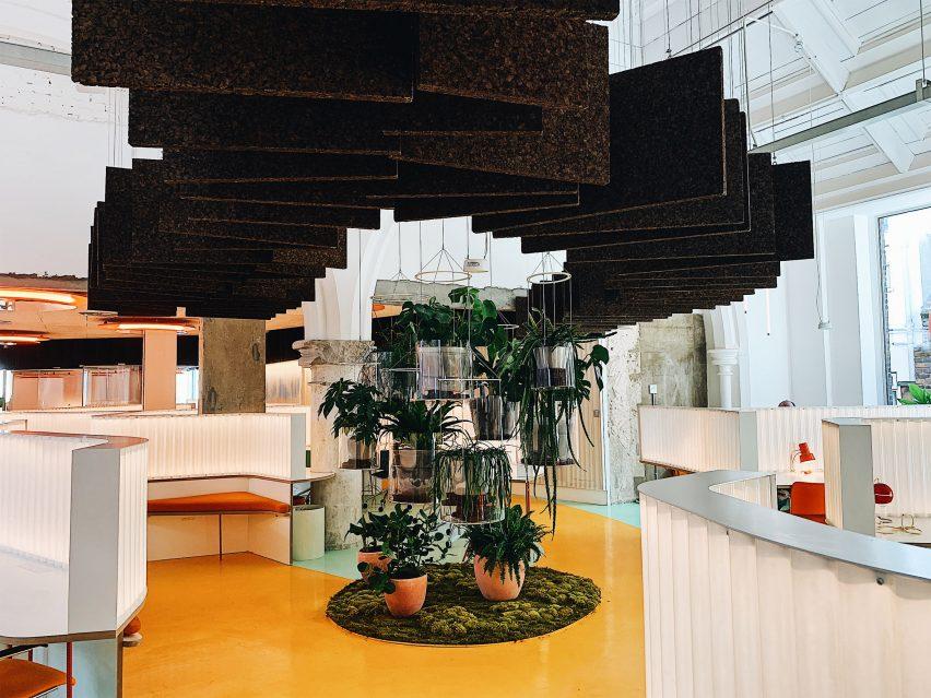 Second Home London Fields projetado por Cano Lasso